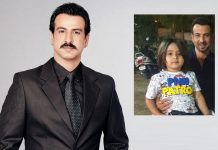 Ronit Roy gets 'real papa emotions' on set