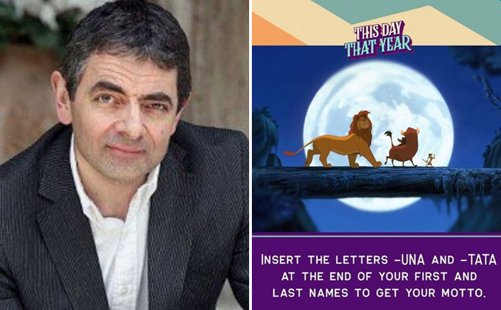 Rowan Atkinson AKA Mr. Bean Didn't Want To Be A Part Of 'The Lion King' Initially!