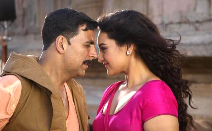 Rowdy Rathore Box Office: Akshay Kumar & Sonakshi Sinha starrer 2012 entertainer Rowdy Rathore was a Super-Hit at the Box Office.
