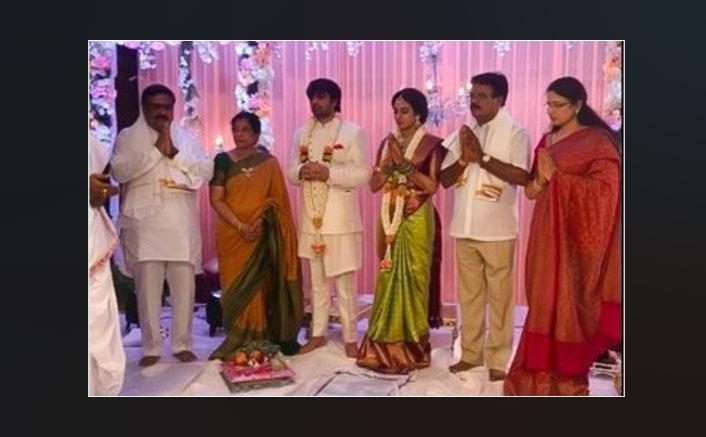 Saaho Director Sujeeth & GF Pravalika Get Engaged In A Low Key Ceremony, See PICS
