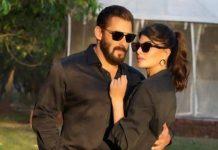 Salman Khan & Jacqueline Fernandez Spotted Cycling Near Panvel Farmhouse