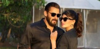 Salman Khan & Jacqueline Fernandez Spotted Cycling Near Panvel Farmhouse