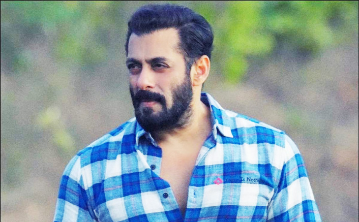 Salman Khan All Set To Come Up With A Love Story For His Next?
