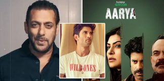 Salman Khan TROLLED For Promoting Sushmita Sen's Aarya, Dragged Into Sushant Singh Rajput Death Row