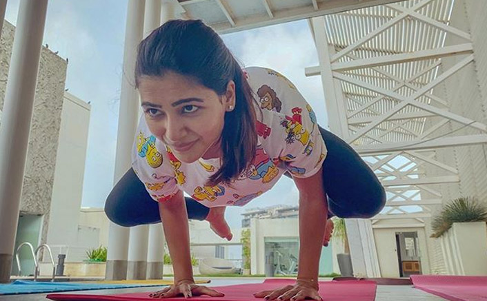 Samantha Akkineni Opens Up On Practicing Couple-Yoga With Hubby Naga Chaitanya