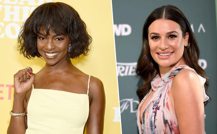 Samantha Marie mocks Lea Michele's apology for past behaviour