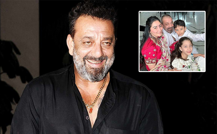 Sanjay Dutt Is Missing His Wife & Kids, Leaves An Important Message For Those With Their Families