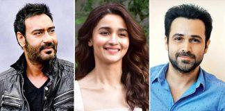 Sanjay Leela Bhansali's Gangubai Kathiawadi To Feature Ajay Devgn and Emraan Hashmi Along With Alia Bhatt