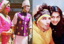 Sasural Simar Ka Fame Manish Raisinghan Gets MARRIED, Welcomes His 'Dulhania' Sangeita Chauhaan In Shah Rukh Khan Style