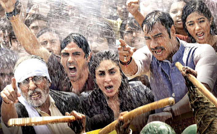 Satyagraha Box Office: Here's The Daily Breakdown Of Amitabh Bachchan, Ajay Devgn & Kareena Kapoor Khan Led 2013 Political Drama