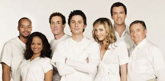 Scrubs: Hulu Pulls Down Episodes That Feature Characters In Blackface