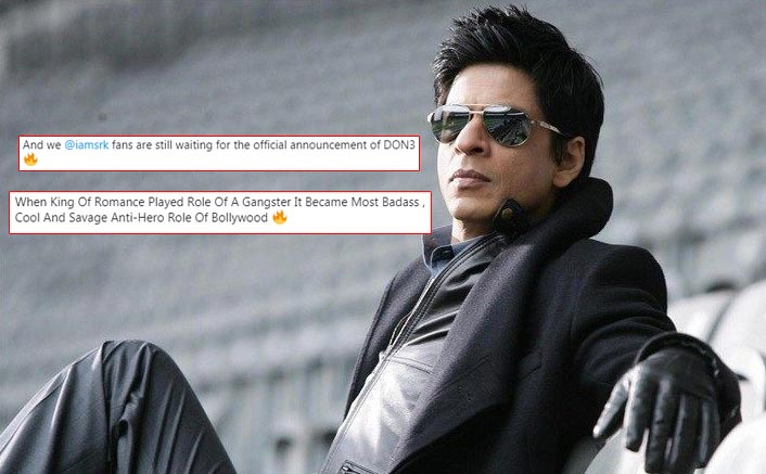 Shah Rukh Khan Fans Storm The Internet With #WeWantDon3Update; Will The Superstar Respond?