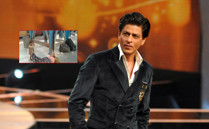 Shah Rukh Khan's Meer Foundation To Help The Child Whose Video Of Trying To Wake His Dead Mother Broke The Internet