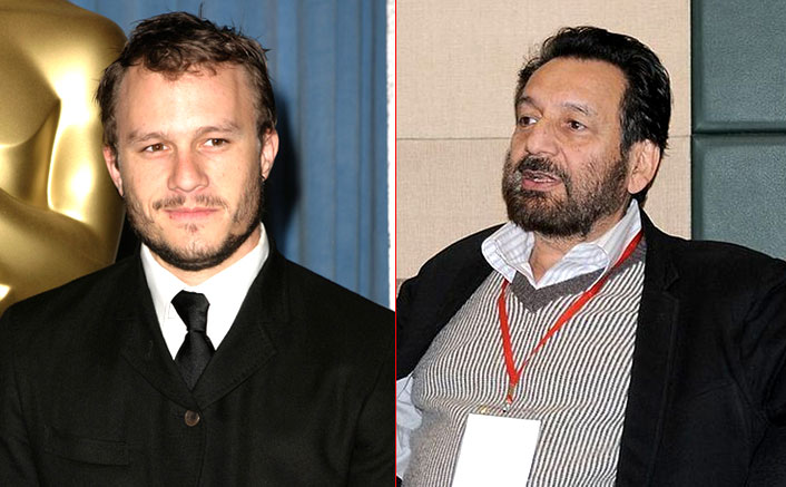 "Shekhar Kapur Claims He Spoke To Heath Ledger AKA Joker Just Before His Demise: ""He Called Me..."""
