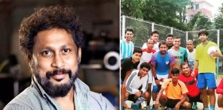 Shoojit Sircar waiting to play football after lockdown is over