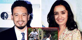 Shraddha Kapoor & Rumoured Boyfriend Rohan Shreshta Go On A Bike Ride Together After Lockdown Relief