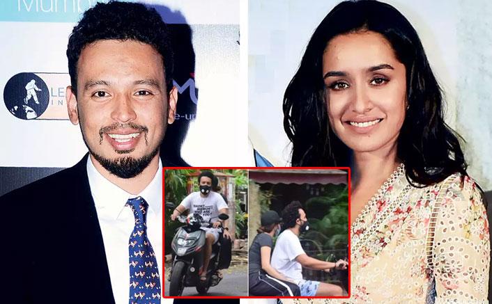 Shraddha Kapoor & Rumoured Boyfriend Rohan Shreshta Go On A Bike Ride Together After Relieved Lockdown Rules