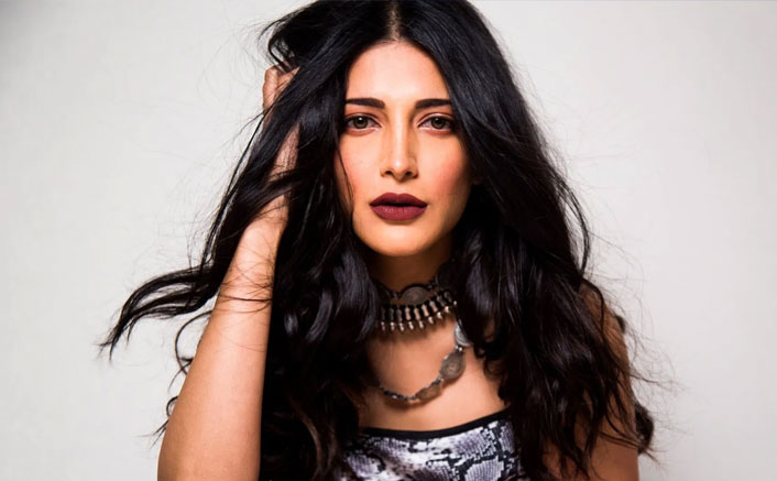 Shruti Haasan's Insta Family Is Now 14 Million Strong, Indian 2 Actress Shares A Super-Cheesy Post