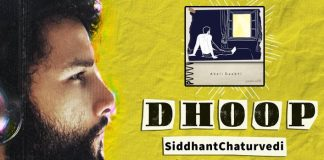 Siddhant Chaturvedi opens up about the inception and inspiration of his recent song 'Dhoop'