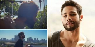 Siddhant Chaturvedi unveils 1st look of his song 'Dhoop'