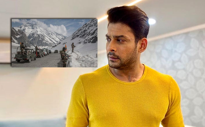 "Sidharth Shukla On Galwan Valley Clash: ""Indian Army's Sacrifice Will Not Be In Vain"""
