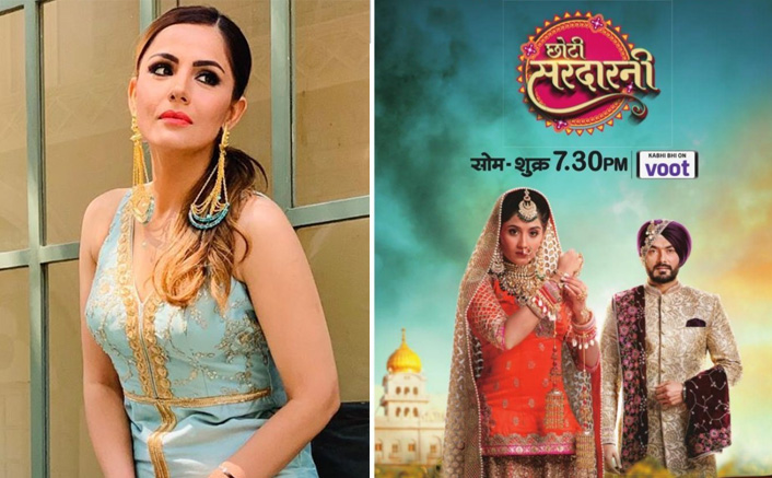 """Simran Sachdeva On Quitting Colors TV's Choti Sarrdaarni: """"One Of The Producers Misbehaved With Me"""""""