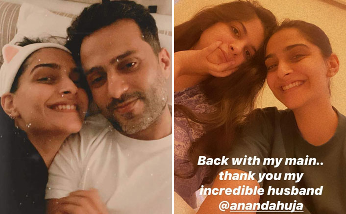 Sonam Kapoor Flies With Hubby Anand Ahuja A Day Before Her Birthday, Surprise Incoming For Anil Kapoor & Family!