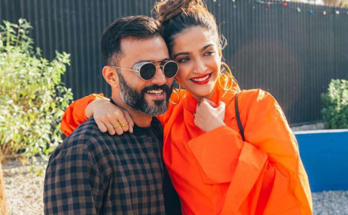 """Sonam Kapoor Thanks Husband Anand Ahuja For """"Being Extra Kind & Loving"""""""