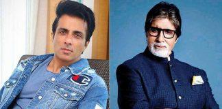Amitabh Bachchan & Sonu Sood Appear In Punjab's COVID-19 War Song 'Mission Fateh'