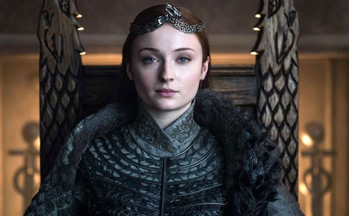Sophie Turner Spent 10 Long Years On Game Of Thrones, Feels Like She Has Graduated!