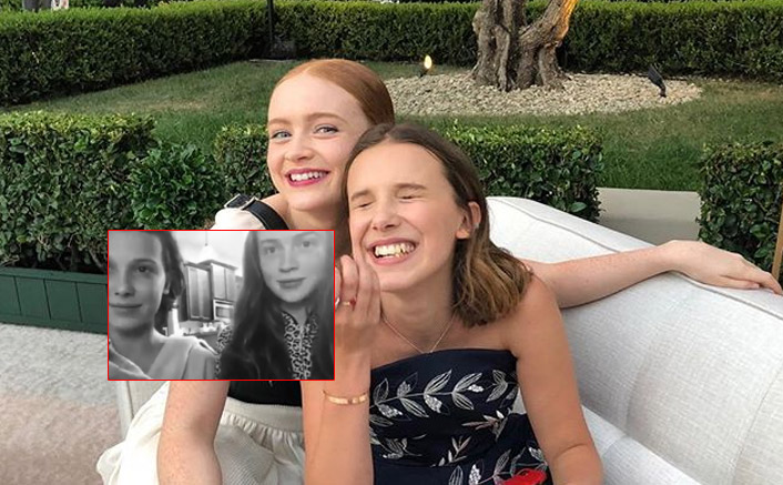 Stranger Things Fame Millie Bobby Brown AKA Eleven & Sadie Sink AKA Max Singing 'You're Gonna Miss Me When I'm Gone' Will Make You Miss Your BFF So Bad