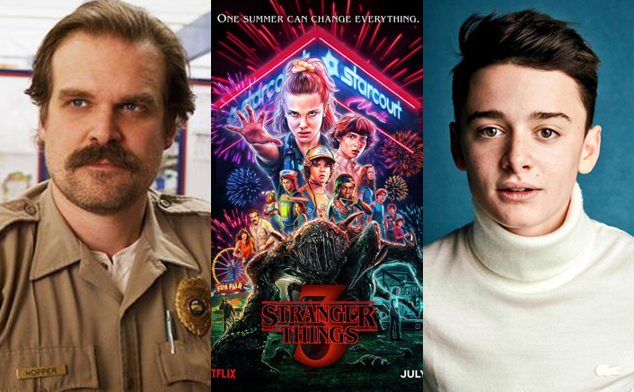 Stranger Things: UNSEEN Pictures Of David Harbour AKA Jim Hopper, 'Will' Noah Schnapp & Others LEAKED!