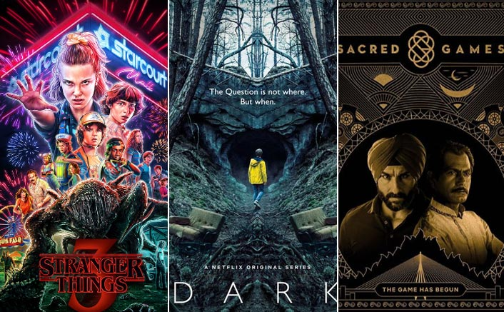 Stranger Things VS Dark Is Fine, But Did You Notice German Show's Similarities With Sacred Games?