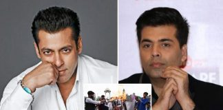 Student leaders burn Salman Khan, Karan Johar effigies in Bihar