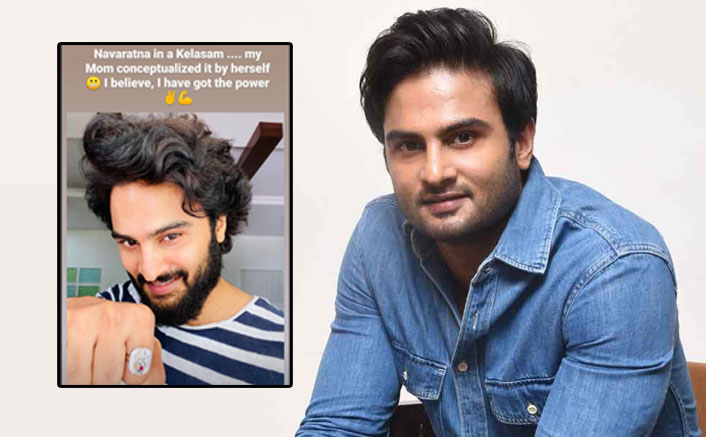 Sudheer Babu Reveals The Secret Behind His New Found 'Power'