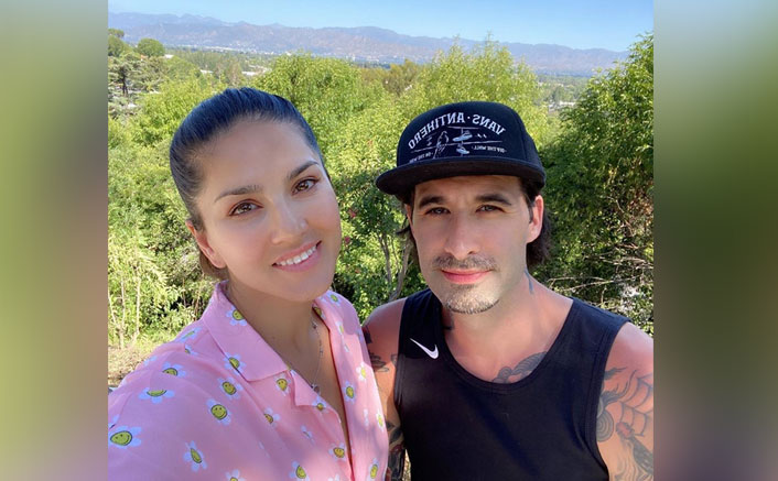 Sunny Leone Has That Luminous Glow On Her Face & The Reason Seems To Be Hubby Daniel Weber!