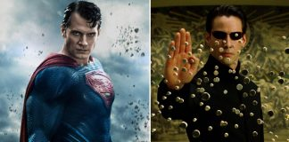 Superman Vs Matrix's Neo: Netizens Debate Who Will Win Fight Between Henry Cavill & Keanu Reeves With This Fan-Art!