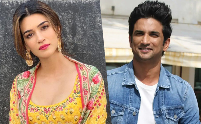 Sushant Singh Rajput Death: Kriti Sanon SLAMS Media People & Explains Why Blind Articles Should Be Illegal
