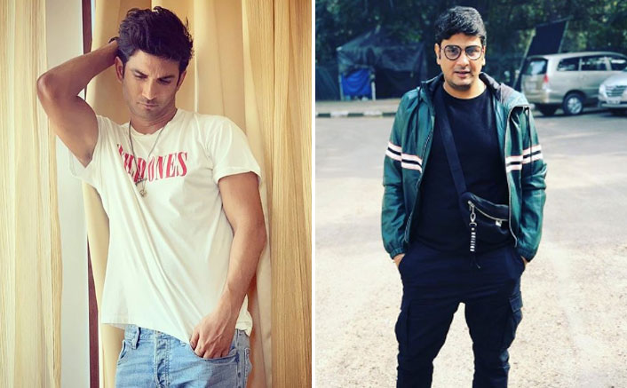 Sushant Singh Rajput Death: Police Finds Something On Late Actor's Phone, Summons Mukesh Chhabra & Friends Who Were In Touch In Last 10 Days (Photo Credit - Sushant Singh Rajput Instagram, Mukesh Chhabra Instagram)