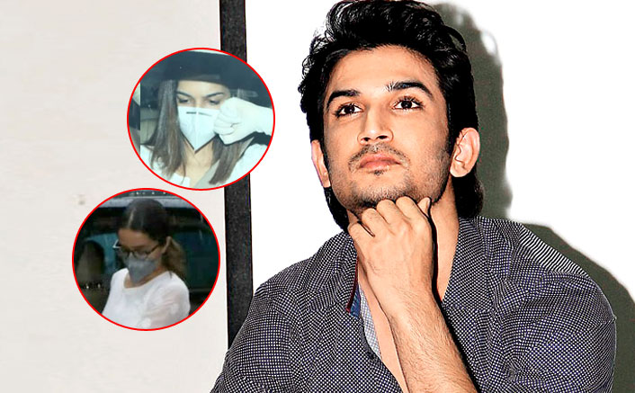 Sushant Singh Rajput Death: Rumoured Ex-Girlfriend Kriti Sanon & Shraddha Kapoor Arrive To Attend The Last Rites