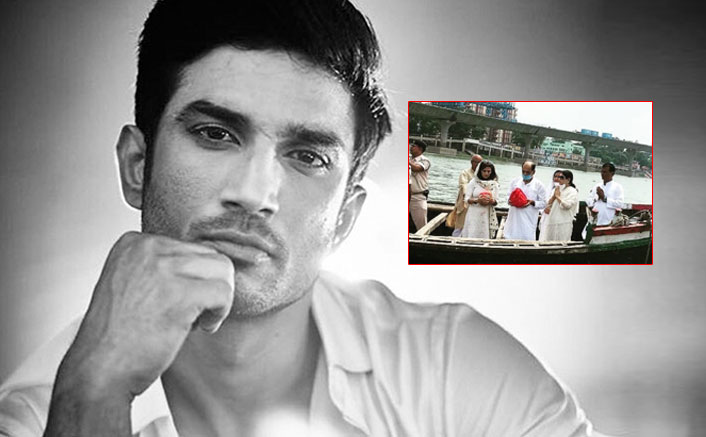 Sushant Singh Rajput Death: Family Immerses Late Actor's Ashes In The Holy Ganges