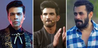 Sushant Singh Rajput Fans Start Petition To Boycott Karan Johar, Salman Khan Films, More Than 5 Lakh Signatures Received!
