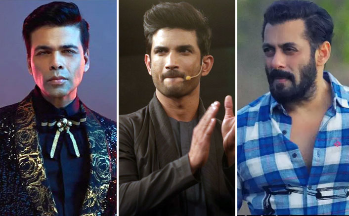 Sushant Singh Rajput Fans Start Petition To Boycott Karan Johar, Salman Khan Films; More Than 5 Lakh Signatures Received!