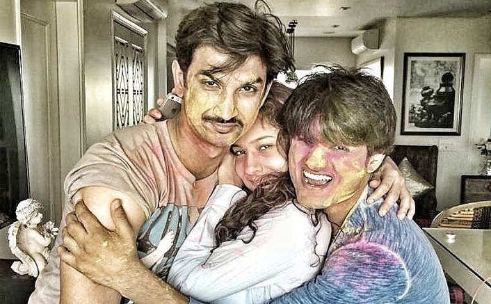 "Sushant Singh Rajput's Friend Sandip Ssingh To Ankita Lokhande: ""You Could've Saved Him If...""(Pic Credit: officialsandipssingh/Instgram)"
