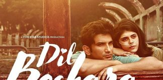 Sushant Singh Rajput & Sanjana Sanghi's Dil Bechara To Directly Stream On Disney Plus Hotstar, Here's The Release Date