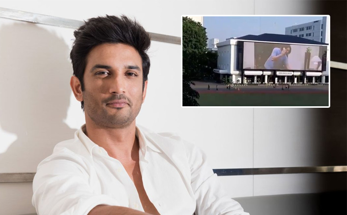 Sushant Singh Rajput's Indonesian fans pay a tribute to late actor