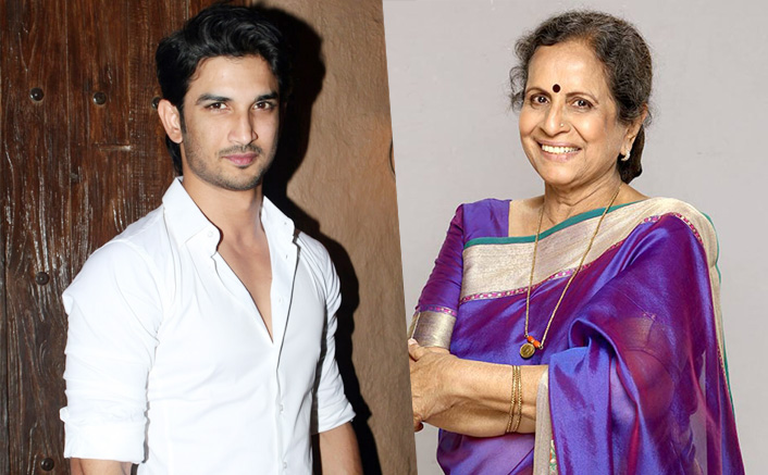 """Pavitra Rishta Co-Star Usha Nadkarni On Sushant Singh Rajput's Demise: """"Never Tried To Bother Him By Contacting Him"""""""