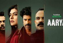 Sushmita Sen did 30 look tests for 'Aarya'