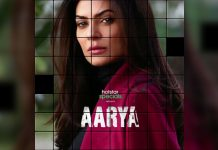 Sushmita Sen teases powerful comeback with 'Arya'