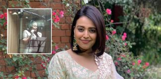 Swara Bhasker starts dubbing for projects from Delhi
